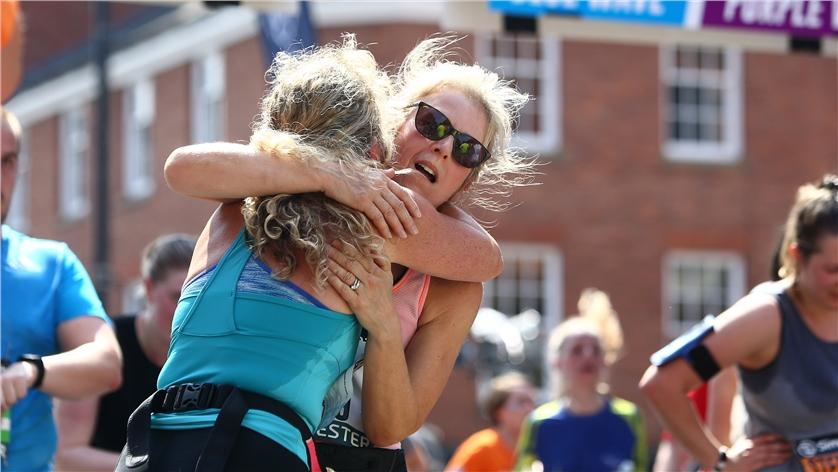 Simplyhealth Great Manchester Run Half Marathon And 10k Run