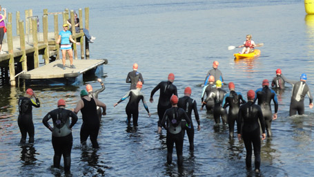 Introduction to Open Water Swimming (beginner session)