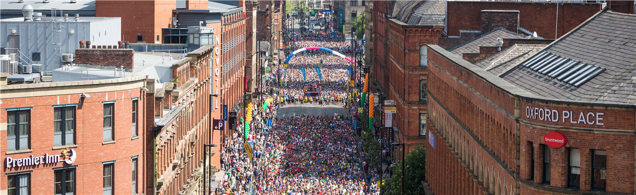 Morrisons Great Manchester Run