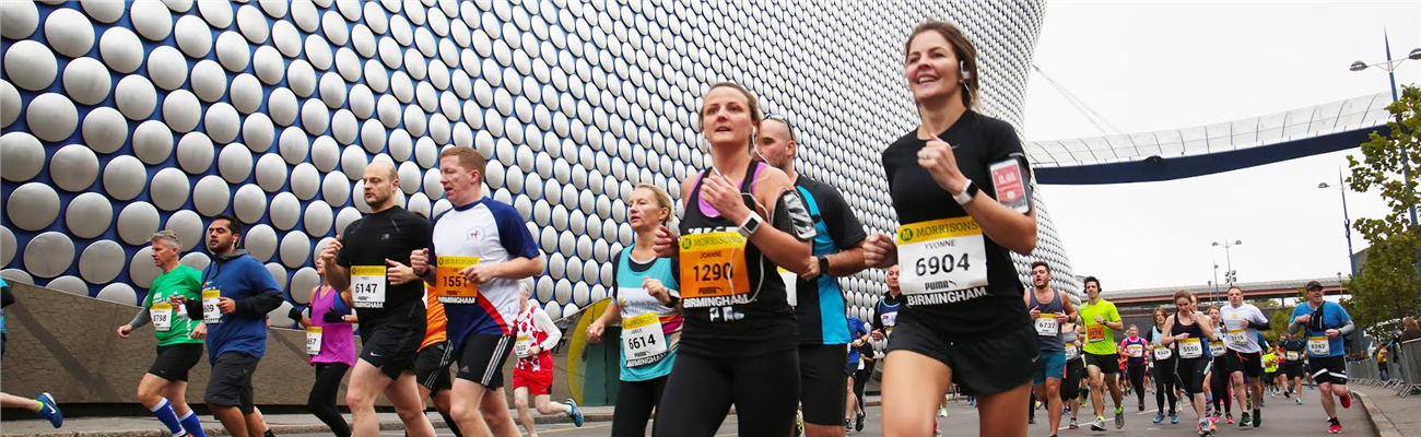Morrisons Great Birmingham 10k 2016