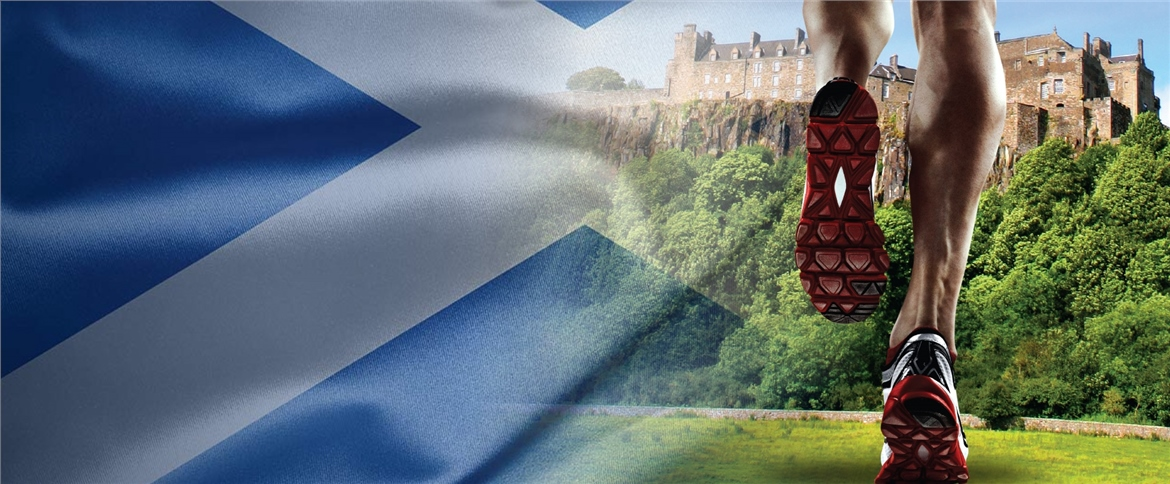 New: Stirling Scottish Marathon