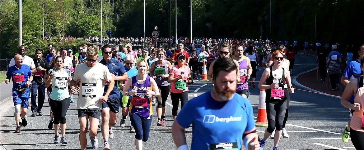 New: Great Bristol Half Marathon