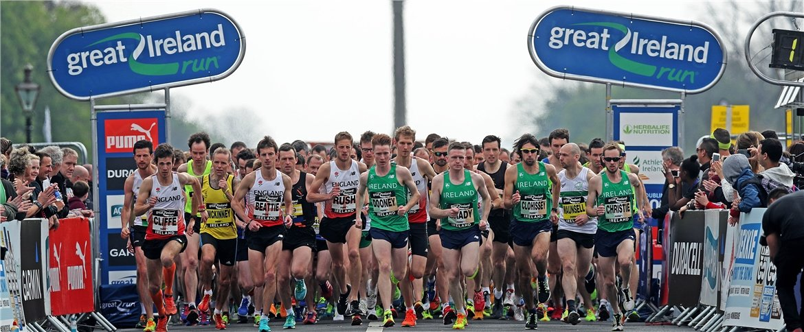 NEW: Great Ireland Run