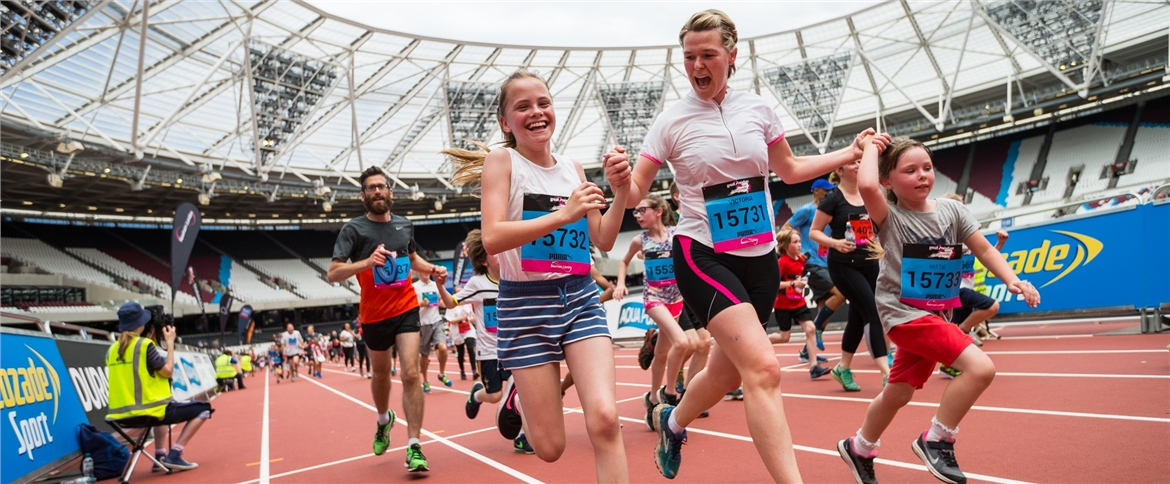 Great Newham London Family Run 2015