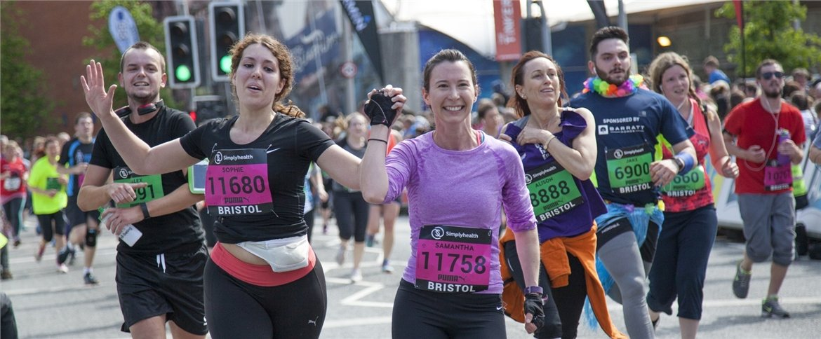 Simplyhealth Great Bristol 10k