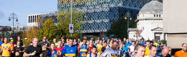 Simplyhealth Great Birmingham Run