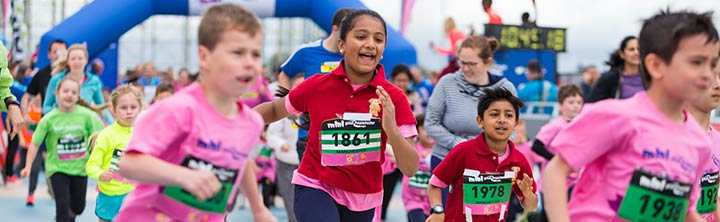 Simplyhealth Junior & Mini Great Manchester Run