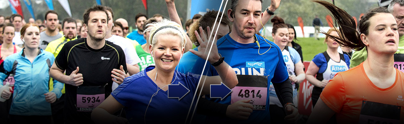 Great Edinburgh Run Team Challenge
