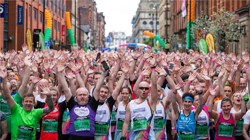 Thousands turn up for Great Manchester Run in wake of ...