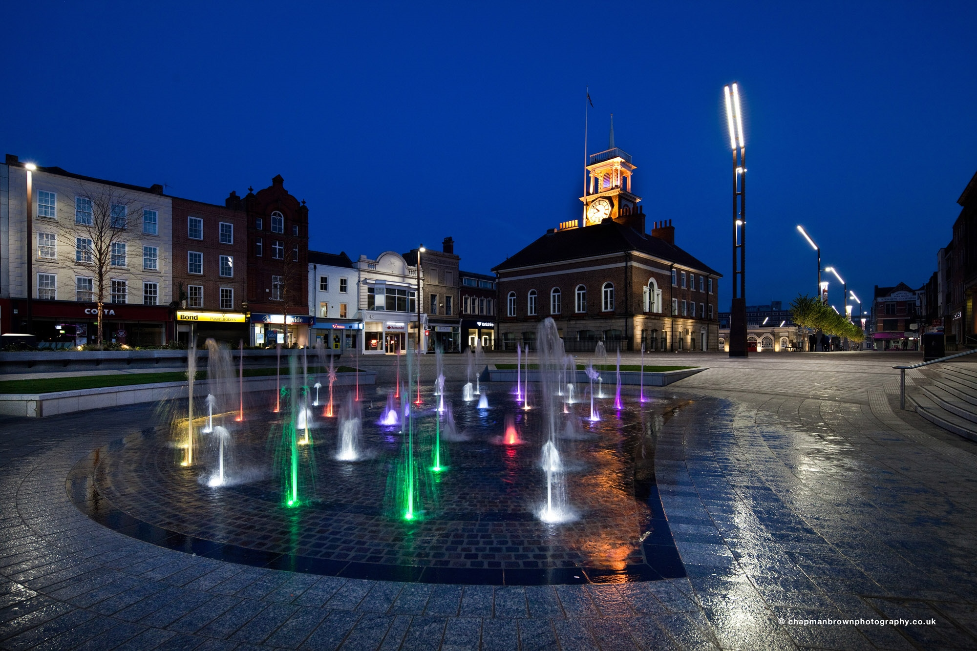 About Stockton-on-Tees