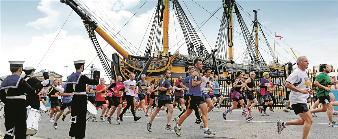 New: Great South Run