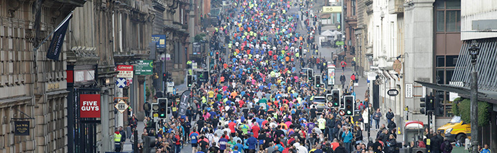 Bank of Scotland Great Scottish Run