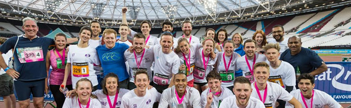 Simplyhealth Great Team Relay
