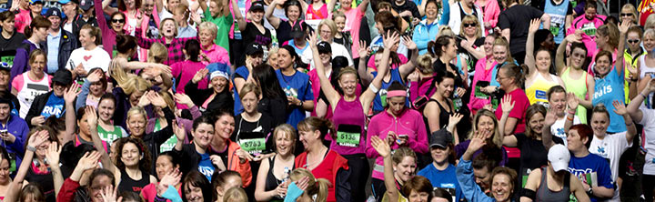 Simplyhealth Great Women's Run