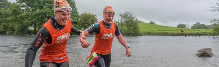 John West Great North SwimRun