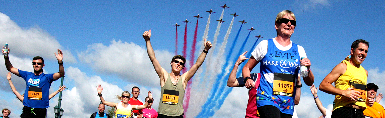 Image result for great north run 2020