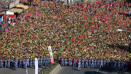 where is addis ababa ethiopia